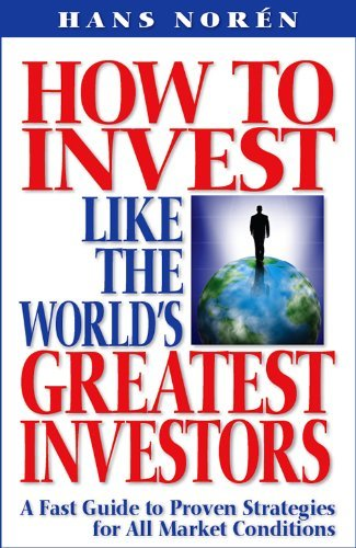 how to invest like world's greatest investors