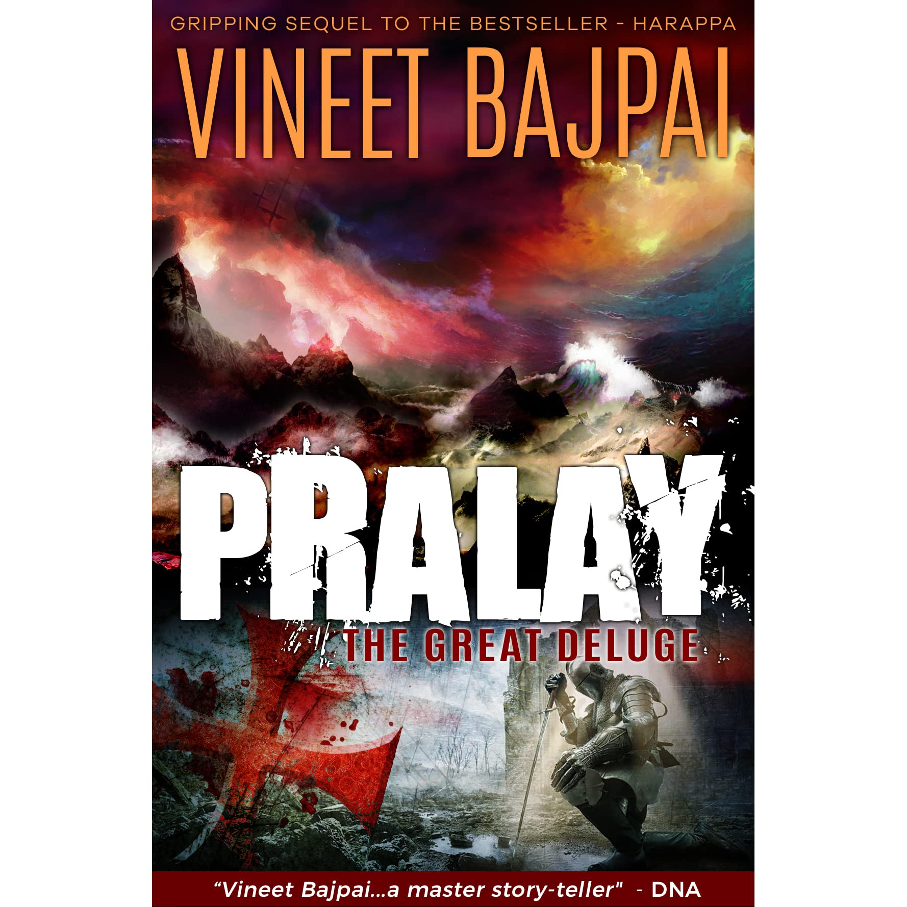 PRALAY: The Great Deluge by Vineet Bajpai