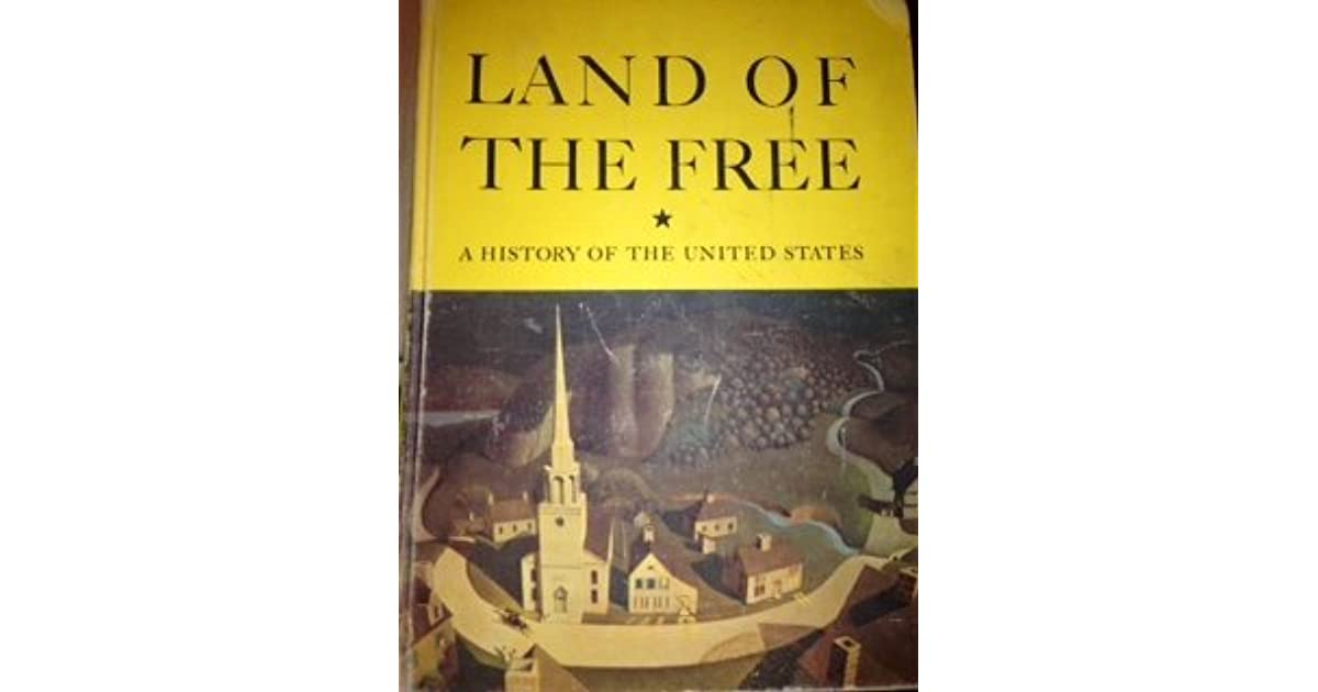 A History Of The United States By John