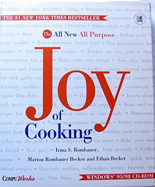 JOY OF COOKING, The New All Purpose, Joy of Cooking  Windows 95/98
