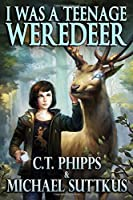 I Was a Teenage Weredeer (Bright Falls Mysteries Series)