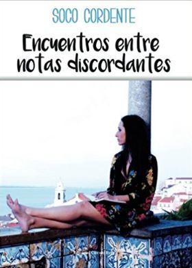 portada del libro de relatos Encuentros entre notas discordantes, de Soco Cordente