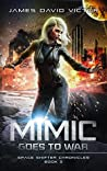Mimic Goes To War (Space Shifter Chronicles #5)
