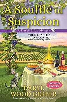 A Soufflé of Suspicion by Daryl Wood Gerber