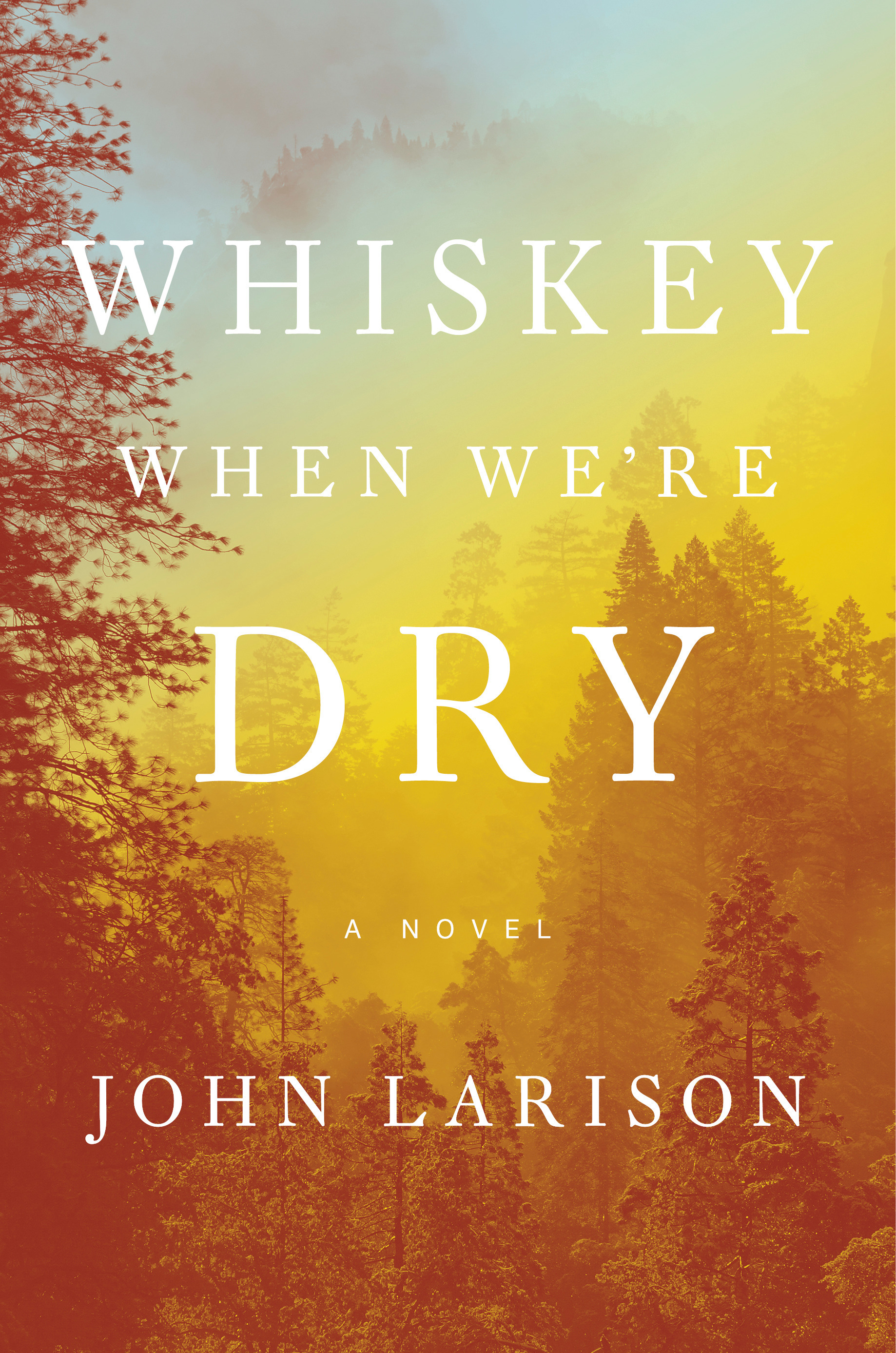 John Larison - Whiskey When We're Dry