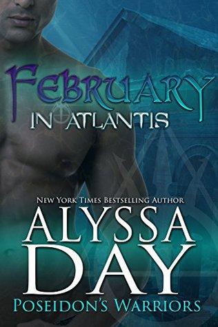 February in Atlantis (Poseidon's Warriors, #2)