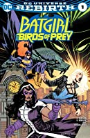 Batgirl and the Birds of Prey #1 (2016-)