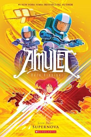 Supernova (Amulet, #8)