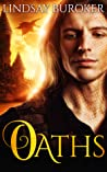 Oaths (Dragon Blood, #8) ebook review