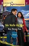 She Walks the Line by Roz Denny Fox