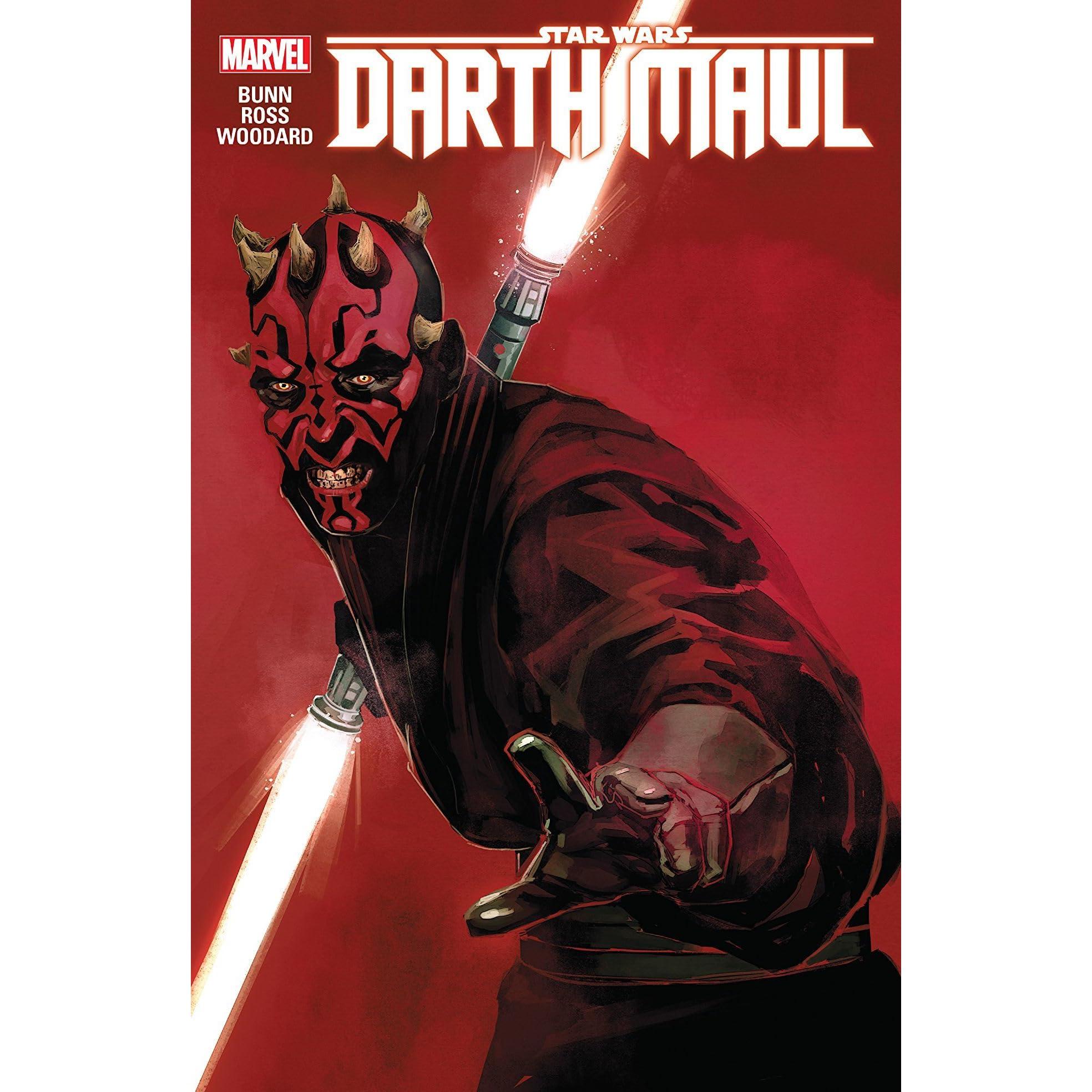 Star Wars Darth Maul By Cullen Bunn