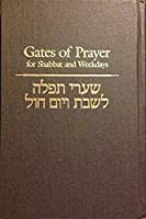Gates of Prayer for Shabbat and Weekdays: Gender-Inclusive Edition, Hebrew Opening