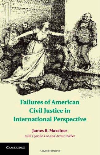 failures of American civil justice