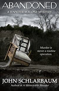 Abandoned - A Jennifer Malone Mystery