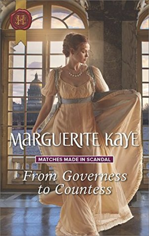 From Governess to Countess (Matches Made in Scandal #1)