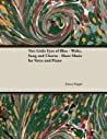 Two Little Eyes of Blue - Waltz, Song and Chorus - Sheet Music for Voice and Piano