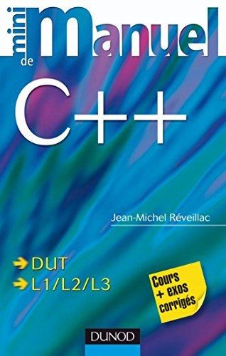 Mini manuel de C++ Jean-Michel Réveillac