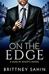 Book cover for On the Edge (Dublin Nights, #1)