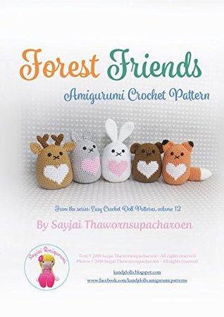 Amazon.com: Crochet Amigurumi Animal Patterns Book: The Beginner's Guide on  Making Toy Animal Crochet Patterns, Gift for Kids eBook: Sofa, Trisha:  Kindle Store | 450x318