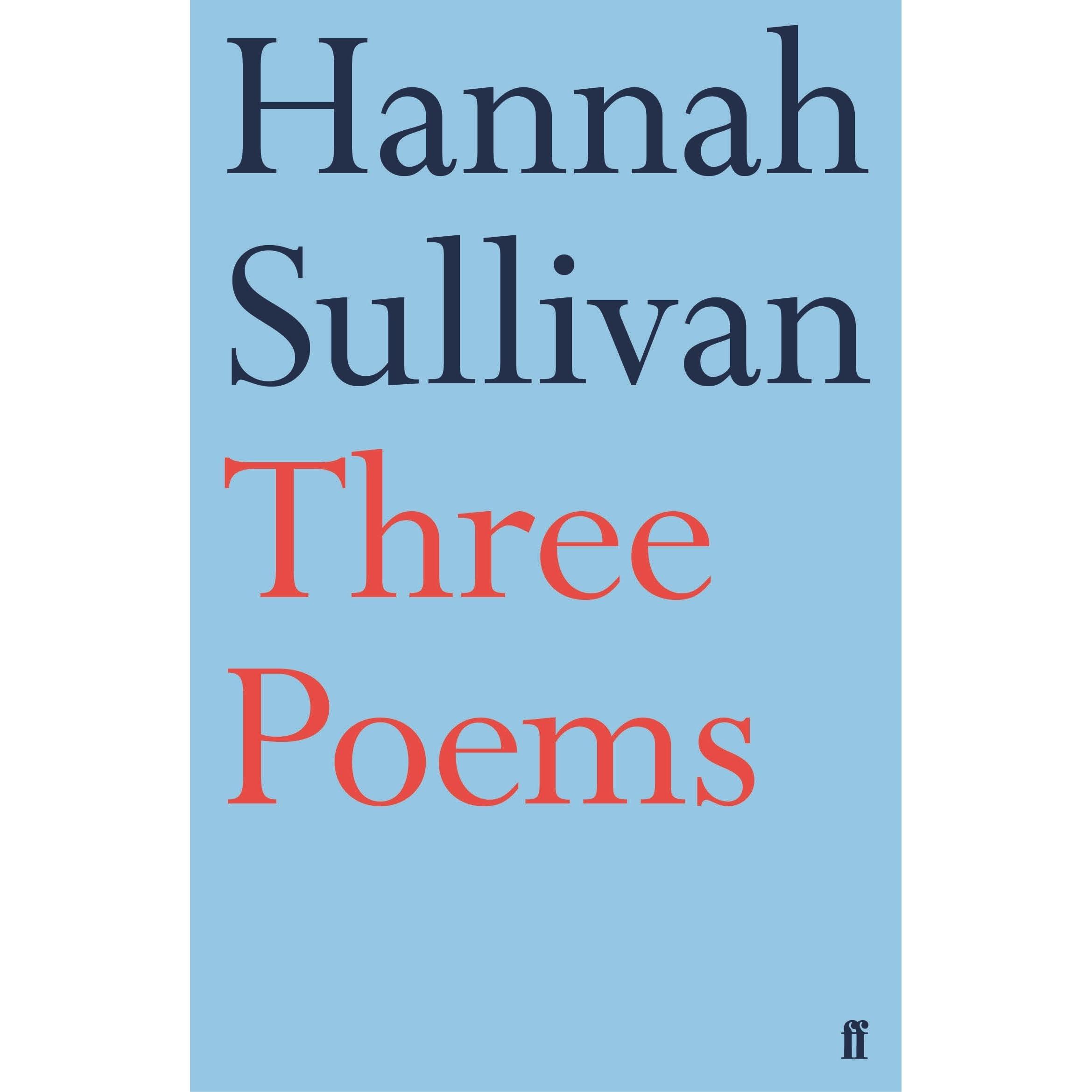 Three Poems