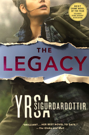 The Legacy (Children's House, #1)