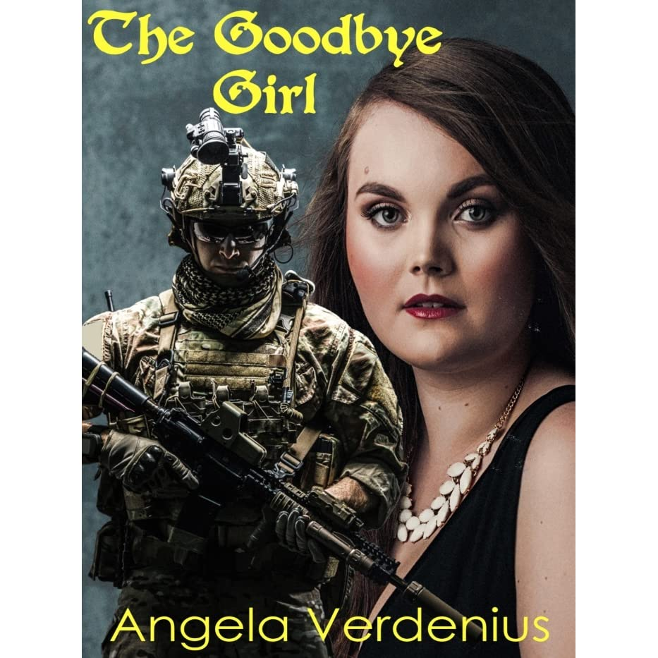 The Goodbye Girl By Angela Verdenius