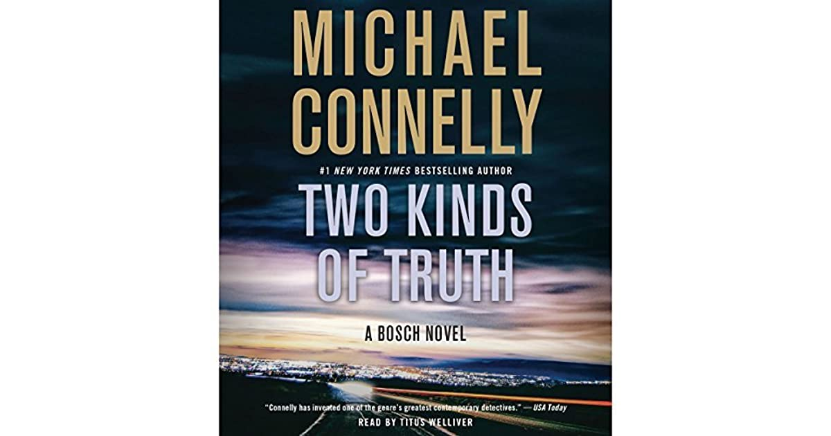 Two Kinds of Truth (Harry Bosch Series #20)