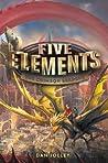 The Crimson Serpent (Five Elements #3)