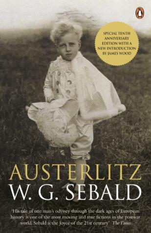 Austerlitz book cover