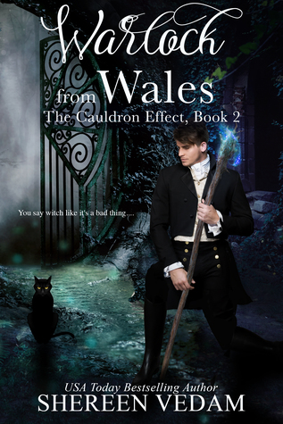 Warlock from Wales by Shereen Vedam