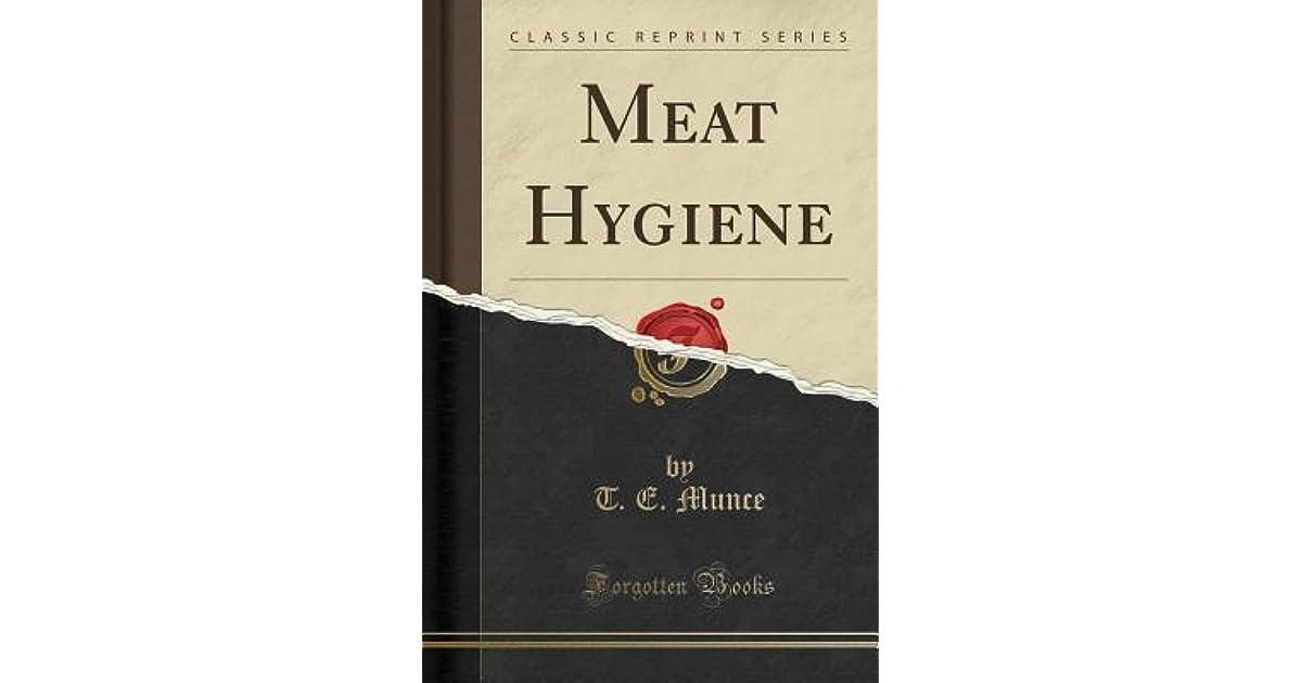 Meat Hygiene Book