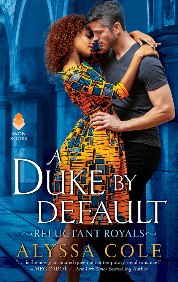 Alyssa Cole-A Duke by Default