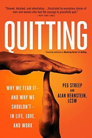 Quitting  by Peg Streep