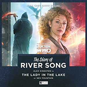 The Diary of River Song: The Lady in the Lake