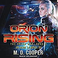 Orion Rising (The Orion War #3)