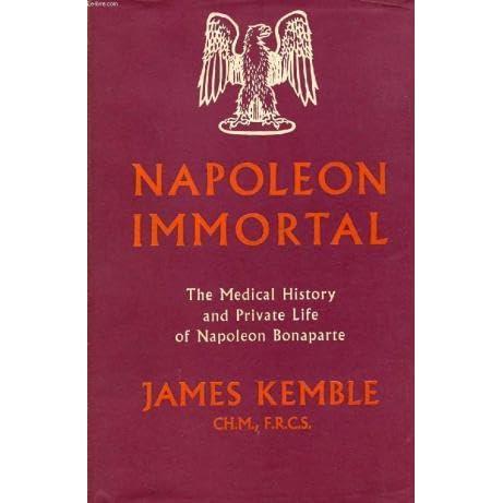 napoleon immortal jams kembel