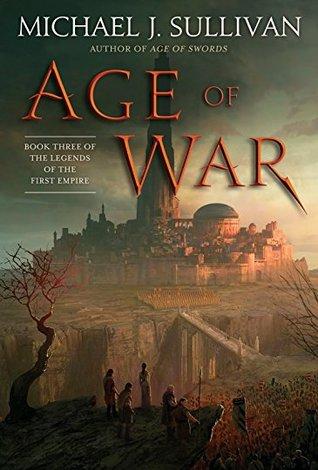 Age of War by Michael J. Sullivan