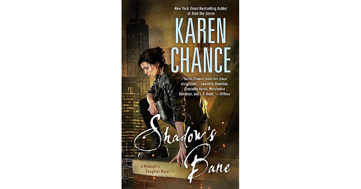 Touch The Dark Karen Chance Epub