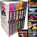 CHERUB Collection Vol(11-16) 6 Books Bundle By Robert Muchamore (Brigands M.C.) Gift Wrapped Slipcase Specially For You