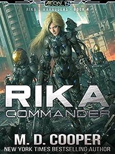 Rika Commander (Rika's Marauders, #4)