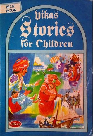 Vikas stories for children (Blue Book)