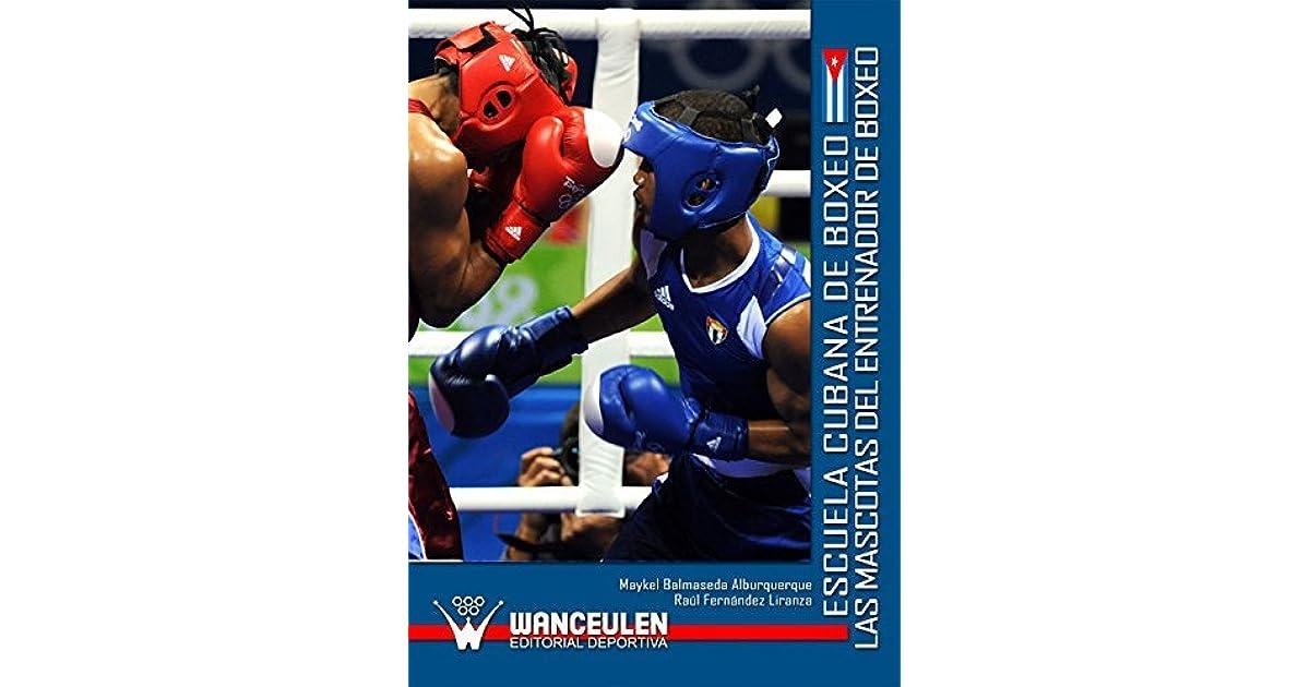 Las Mascotas Del Entrenador De Boxeo  Escuela Cubana De