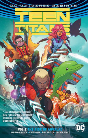 DC Comics Rebirth Teen Titans #14 NM