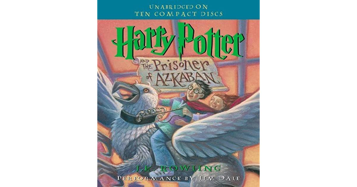 Harry Potter Book Goodreads : Harry potter and the prisoner of azkaban by j k rowling