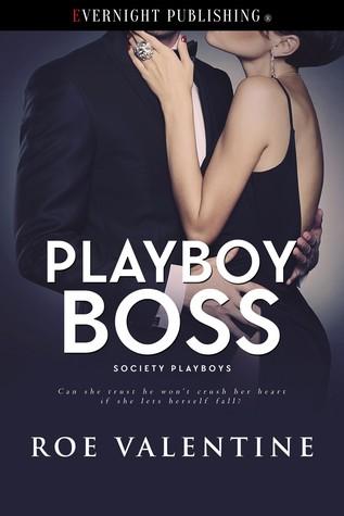 Playboy Boss (Society Playboys #2)