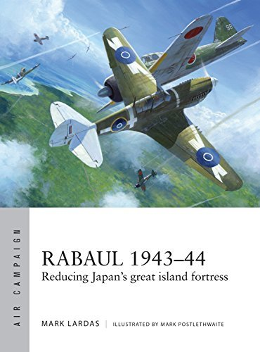 Rabaul 1943-44  Reducing Japan's great island fortress (Air Campaign)
