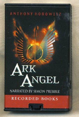 Ark Angel by Anthony Horowitz Unabridged Playaway Audiobook