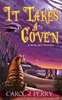 It Takes a Coven (Witch City Mystery, #6)