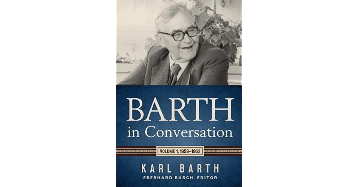 karl barth centenary essays This short volume, which emerged from the karl barth centenary year in 1986, brings together a collection of essays which makes an important contribution to barth.