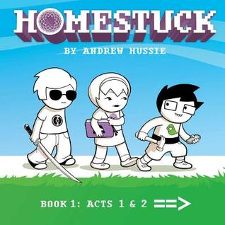 Homestuck by Andrew Hussie